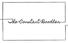 The Constant Doodler: Online shop now open